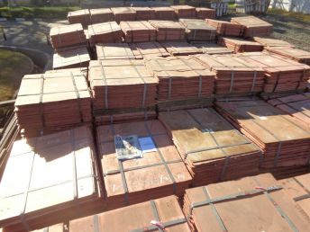 African copper cathode to sell