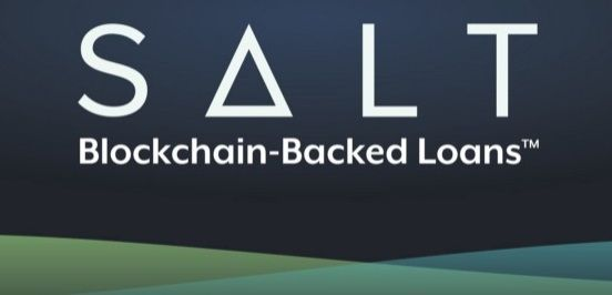 salt blockchain backed loans